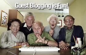 Guest blogging is fun