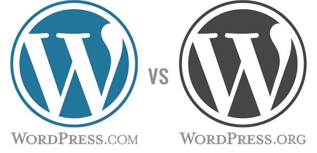 WP.com vs WP.org