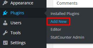 Contact form 7 plugin for WordPress