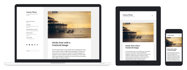 New Blog Homepage (1-6 steps)