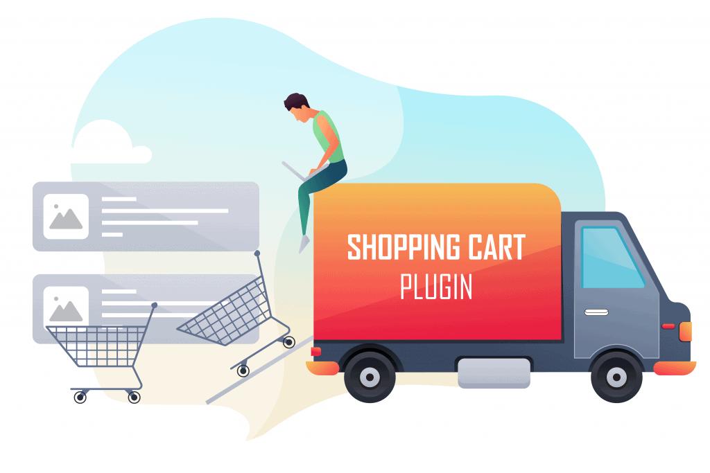 add shopping cart