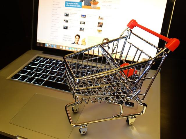 add shopping cart to website