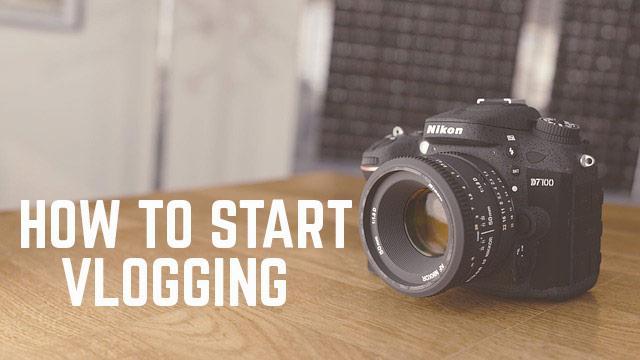 how-to-start-vlogging