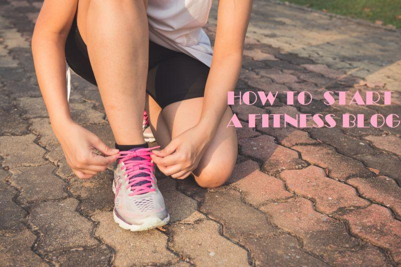 start-a-fitness-blog