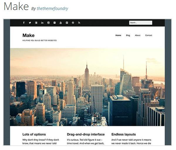 The Make WordPress Theme