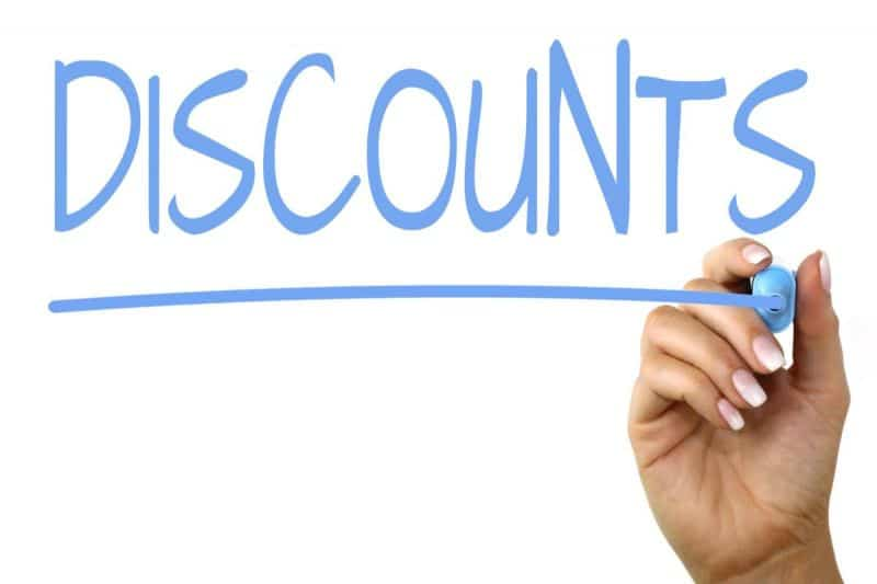 domain name discounts