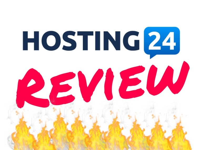 Hosting24 review
