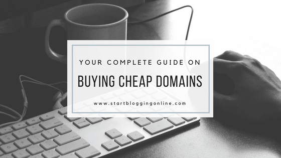 buying cheap domains