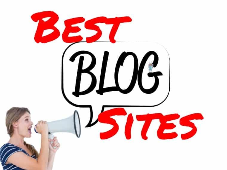 The best blog hosting sites