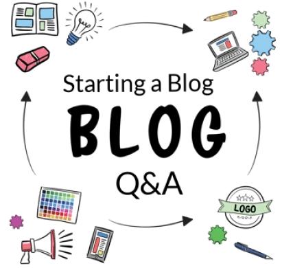Starting a blog Q&A