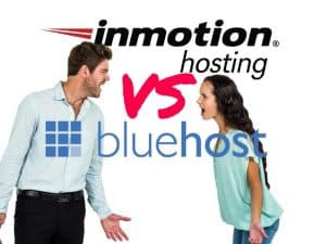 InMotion vs BlueHost