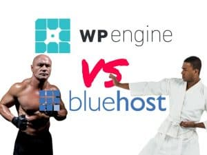 WPEngine vs BlueHost
