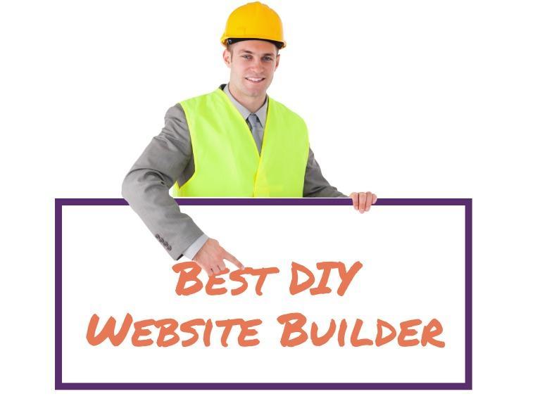 Best DIY website builder