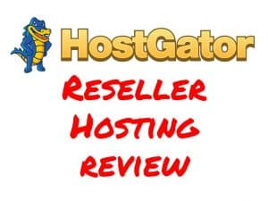 HostGator reseller review