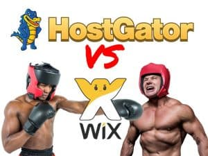 HostGator vs Wix