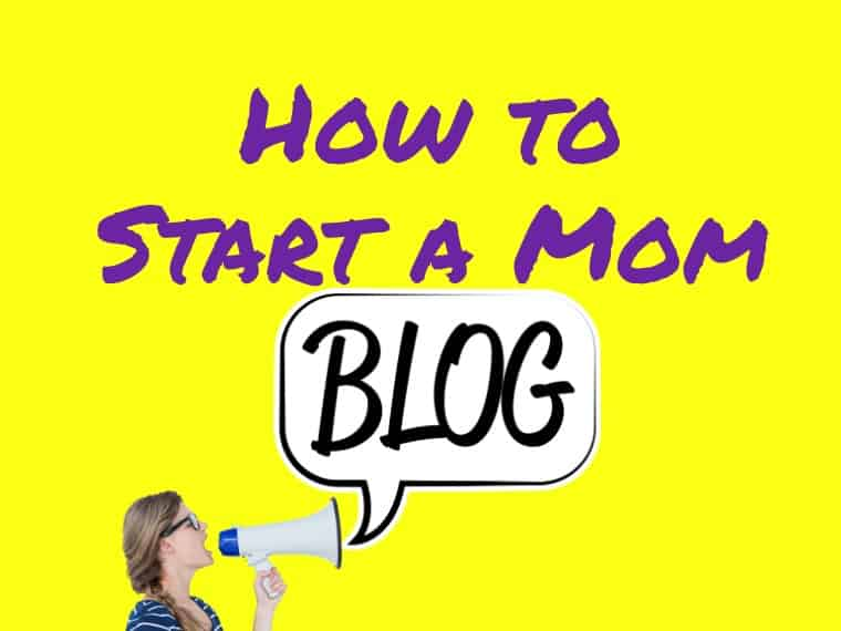 How to start a Mom blog and make money