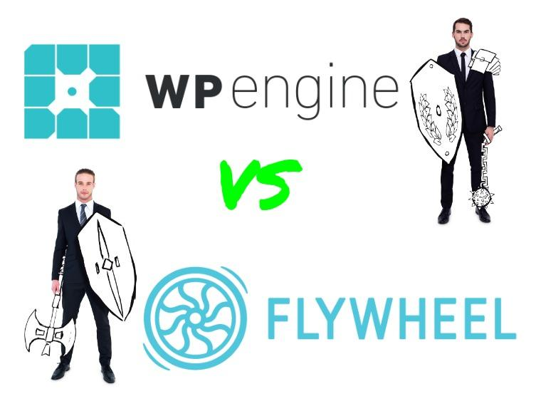 WPEngine vs Flywheel