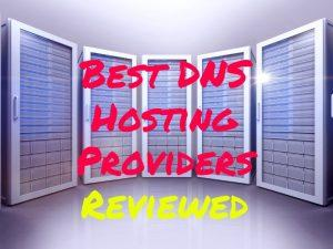 Best DNS provider