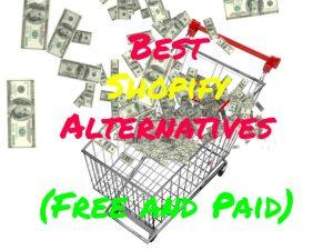 Best Shopify alternatives