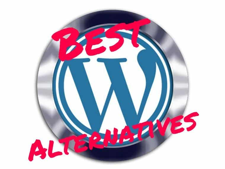 Best WordPress alternatives