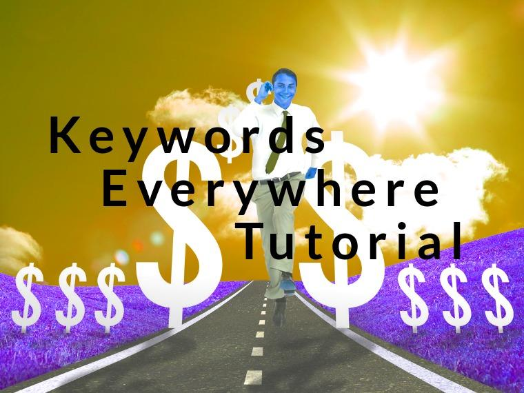 Keywords Everywhere tutorial