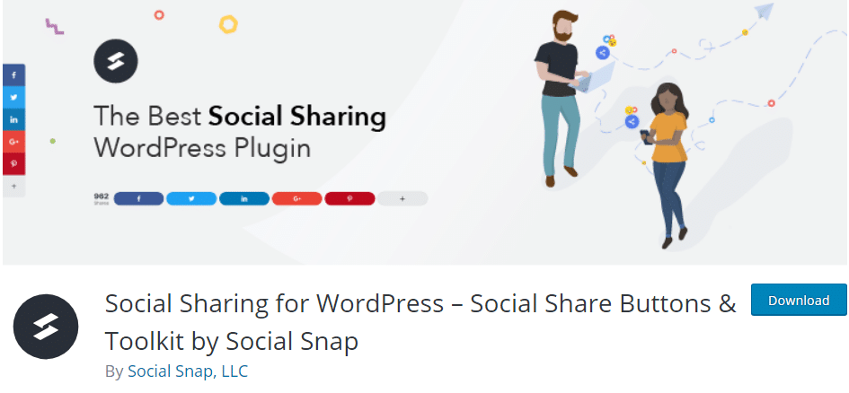 Essential WordPress plugins for social sharing