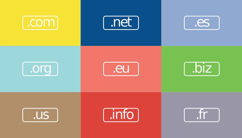 Best domain extensions