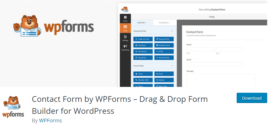 essential WordPress plugins for contact forms