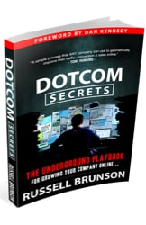 DotCom Secrets business blog book