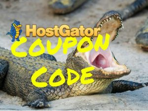 HostGator coupon code