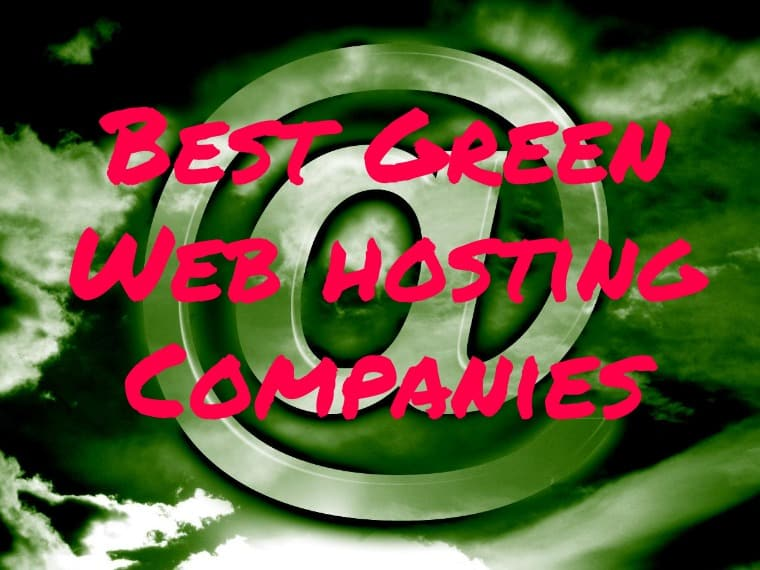 Best green web hosting