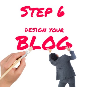 How to start a blog step 6