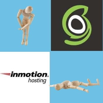 InMotion vs SiteGround winner: SiteGround web hosting the best of these hosting companies