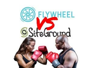 SiteGround vs Flywheel