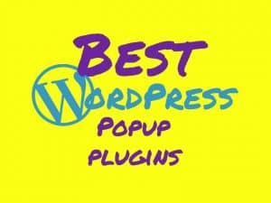 Best WordPress popup plugin