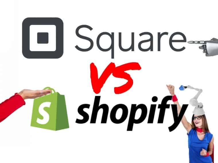 Square vs Shopify