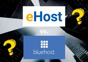 ehost vs bluehost